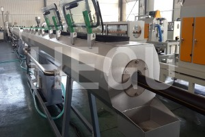 75-250mm PP pipe extrusion line