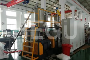 PP hollow sheet making machine (1)