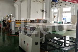 1220mm PC PE PP šuplje list making machine