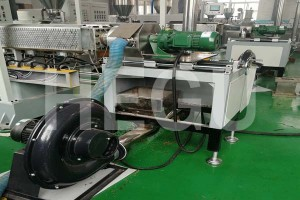 WPC granulation machine line (1)