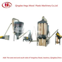 Wood Plastic WPC machine  Wood miller machine