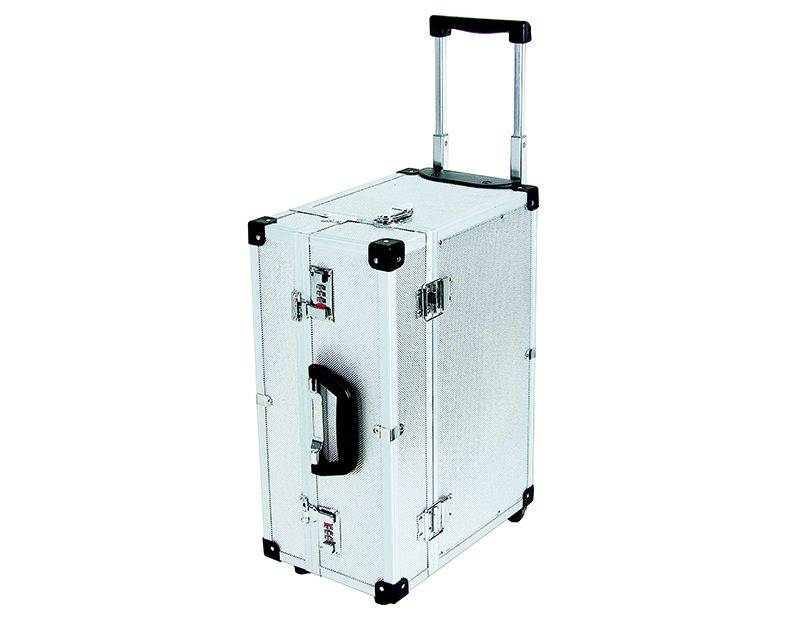 Customized trolley case External trolley(SPC961HT)