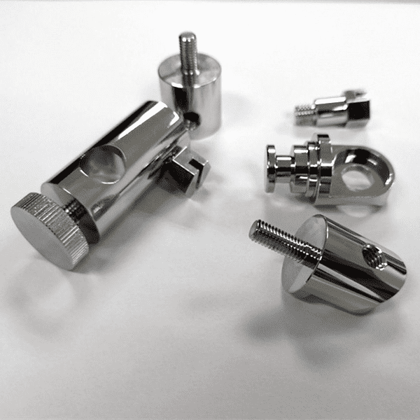 Materials used in CNC machining and their characteristics (steel)