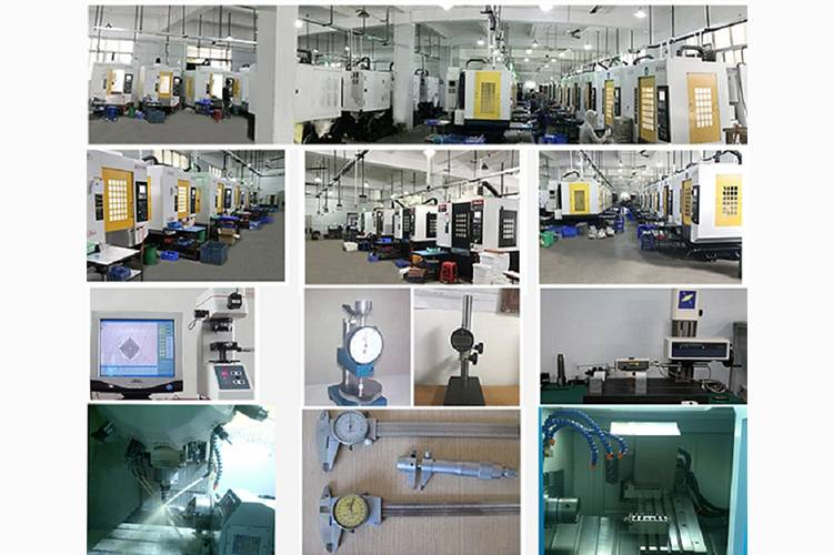 ShenZhen XinShiZhan Machinery Co., LTD., located in shenzhen, China.
