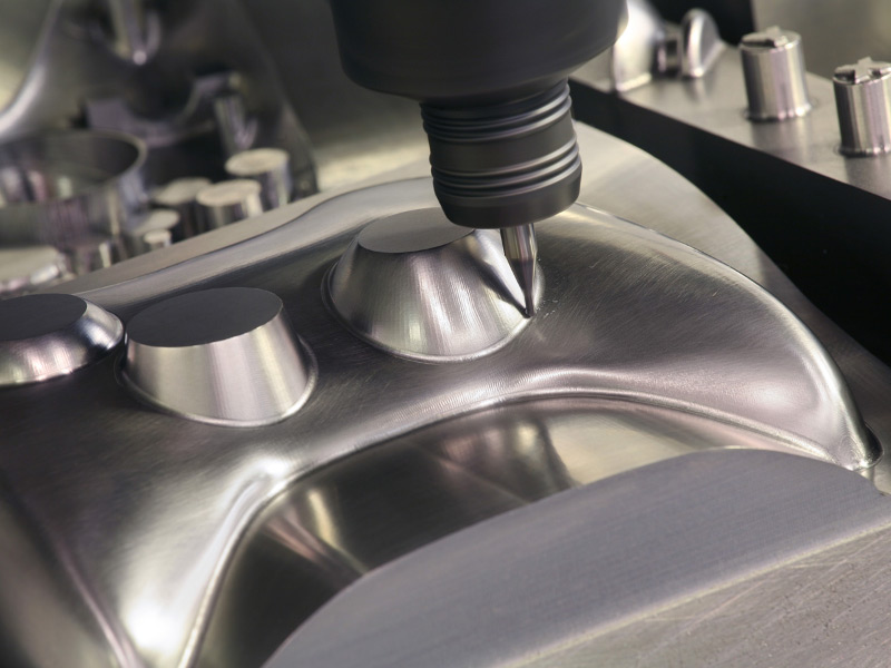 Reasonable selection of CNC machining parameters