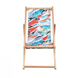 Good Wooden Beach Chair for Summer