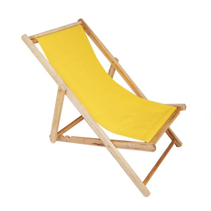 Wooden Folding Reclining Beach Chairs  XH-X047