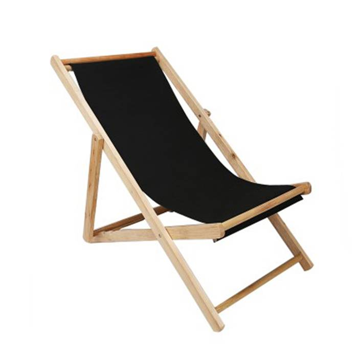 Wooden Camping Deck Beach Folding Chair XH-X048