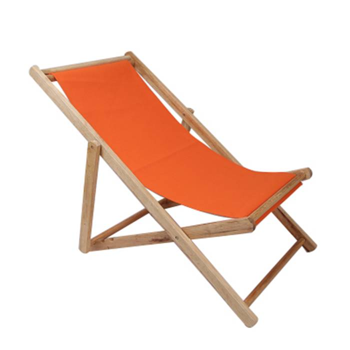 Garden Beach Wooden Deck Chair  XH-X050