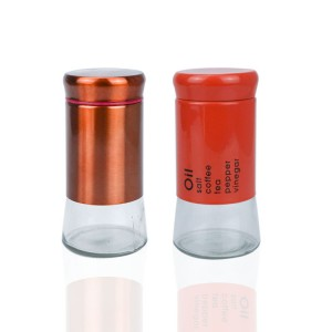 135ml glass seasoning pepper bottle