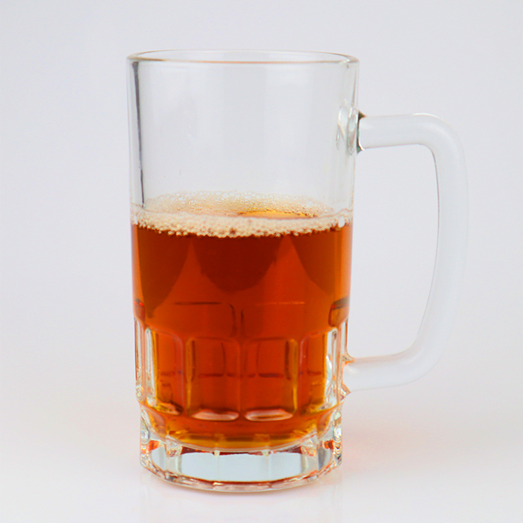 Thick Glass Sports Beer Mugs Featured Image