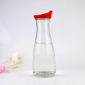 cooking oil salt sauce spice glass jar