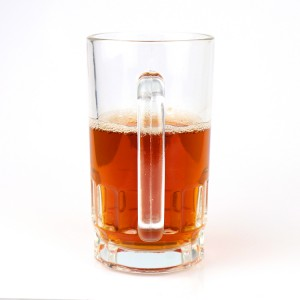 Thick Glass Sports Beer Mugs
