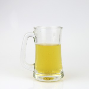 Jumbo Thick Glass Sports Beer Mugs
