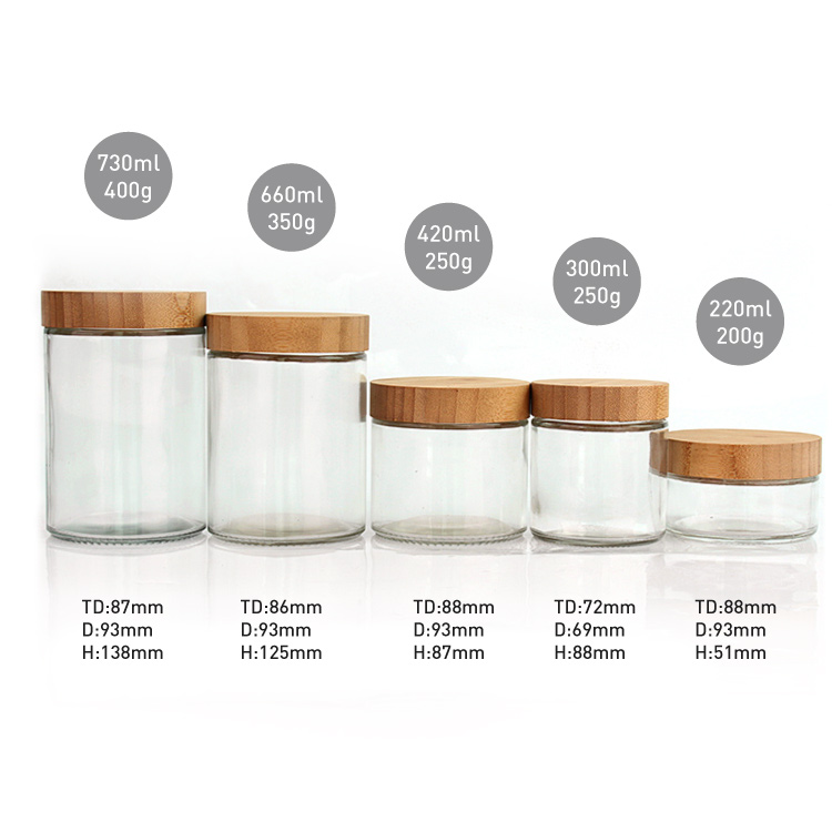 What are the quality requirements of glass jars? How is the glass container made?