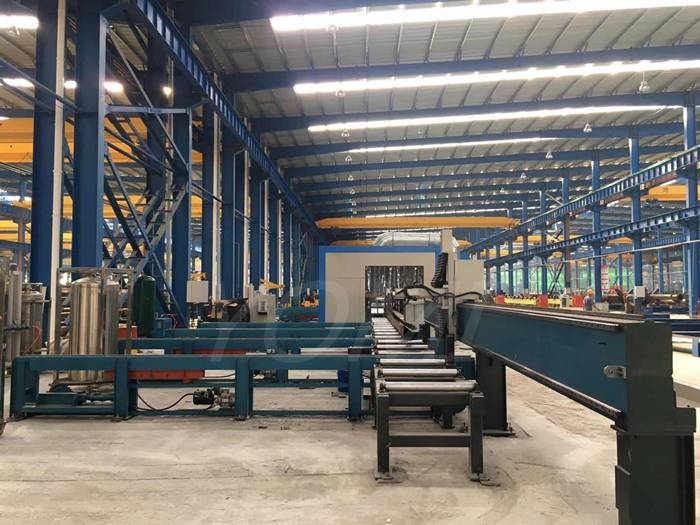 Almighty 360 Production Line Delivered and Finished Installation