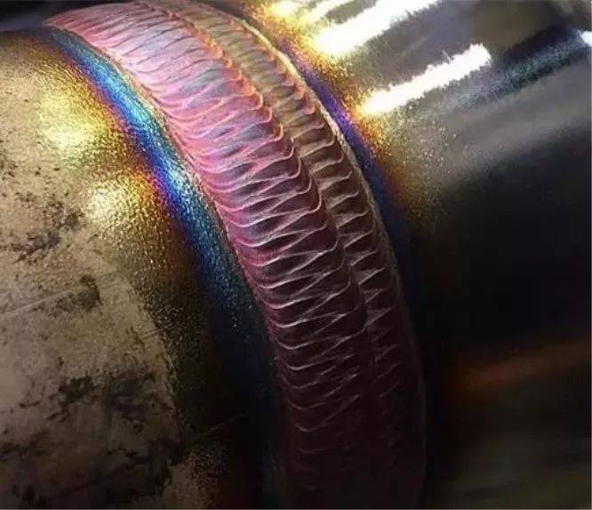 Fish Scale Welding