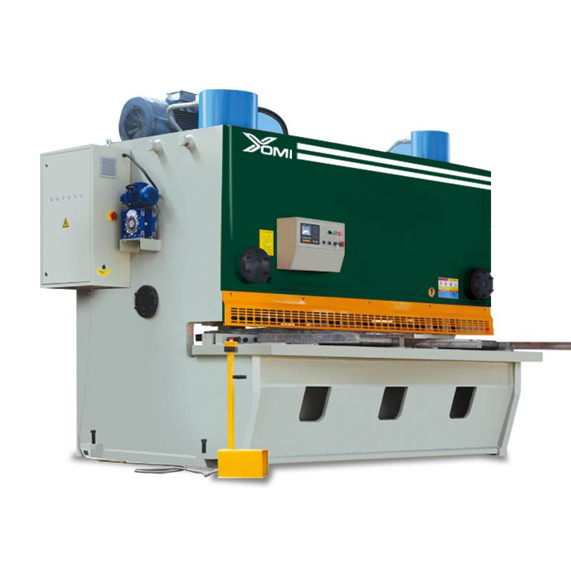 Hydraulic Quick Shearing Machine Featured Image