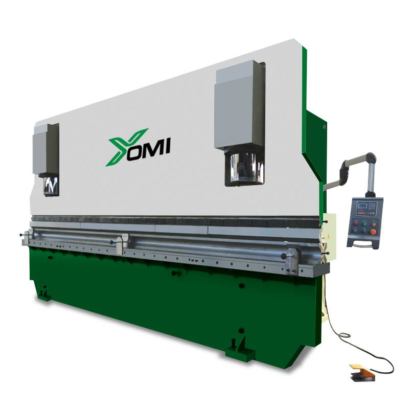 Hydraulic Press Brake Featured Image