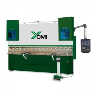 Electro hydraulic synchronous press brake