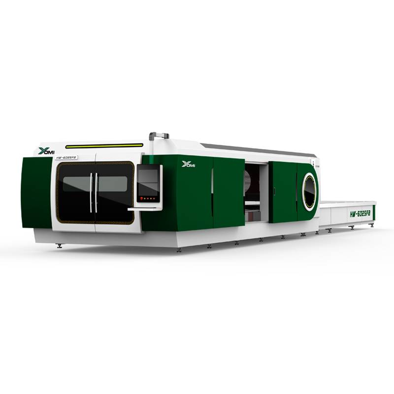 Laser cutting machine Full closed exchange desktop type Featured Image