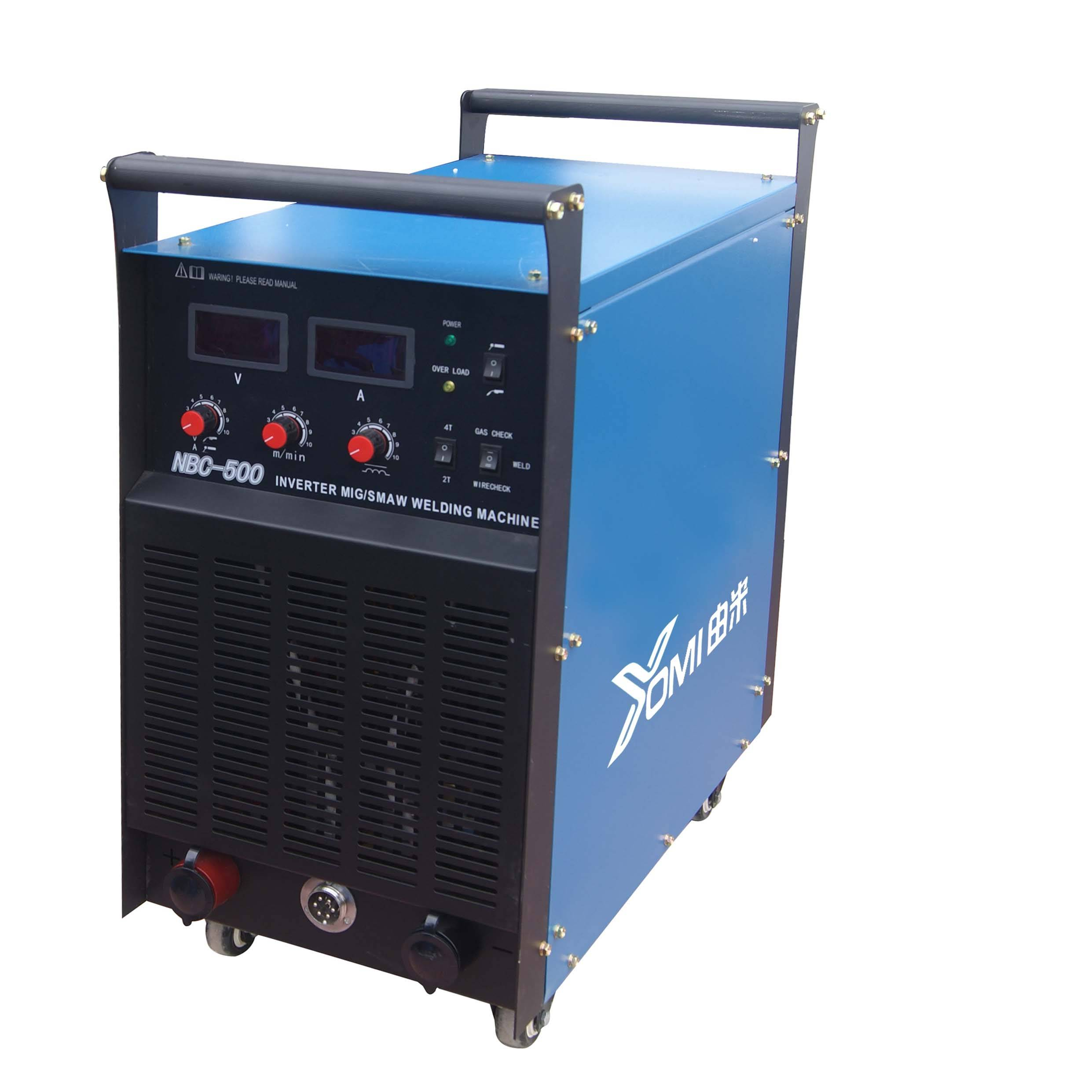 8 Years Exporter Stator Core Welding Machine -