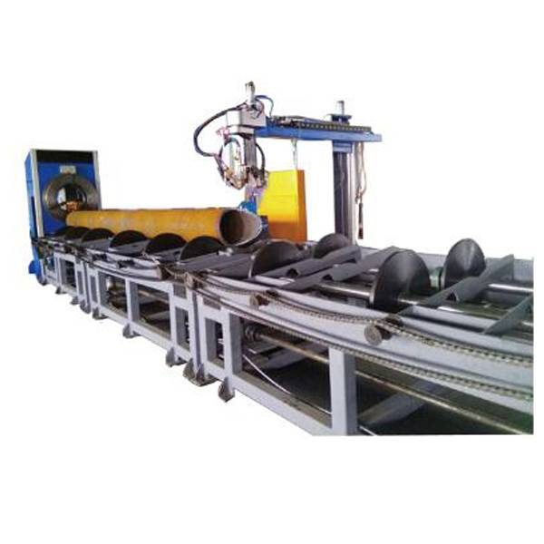 Factory making Shelf Column Welding Machine -