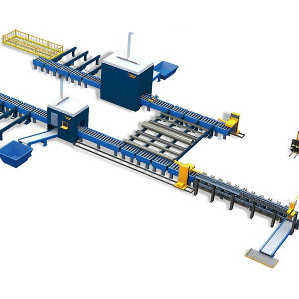 Massive Selection for Automatic Tube Cutting Machine -