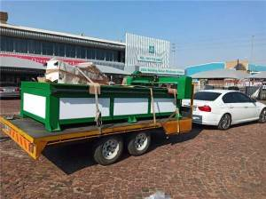 Another Table Plasma Cutter Delivered From SA Warehouse