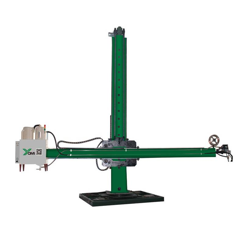 Automatic Welding Manipulator welding column and boom Featured Image