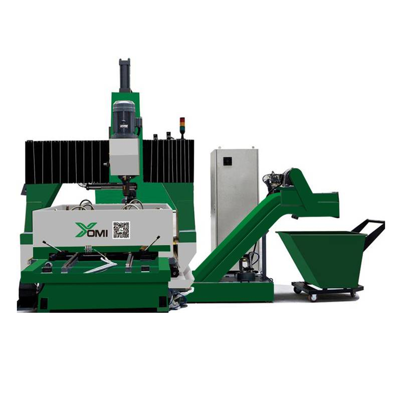 CNC Metal Plate Drilling Machine Featured Image