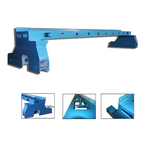 Quality Inspection for Hydraulic Excavator Rotating Grapple -