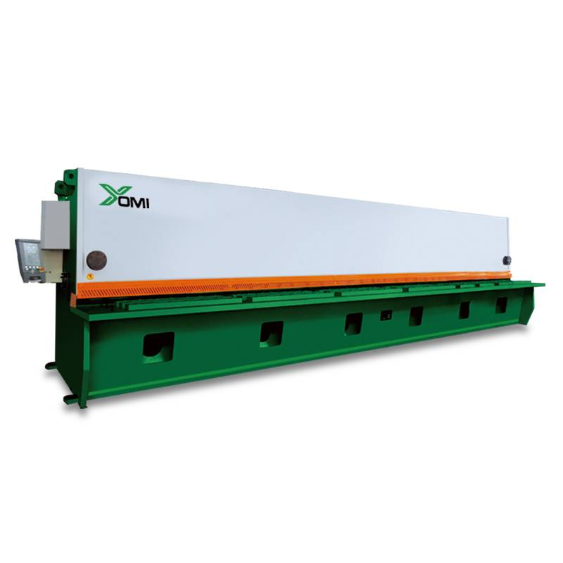 Large CNC hydraulic gate shears Featured Image