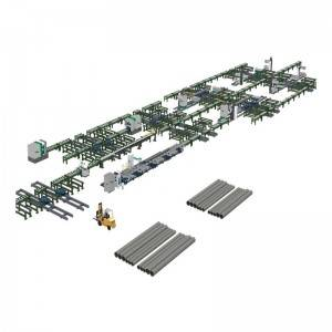 Pipe Prefabrication Production line
