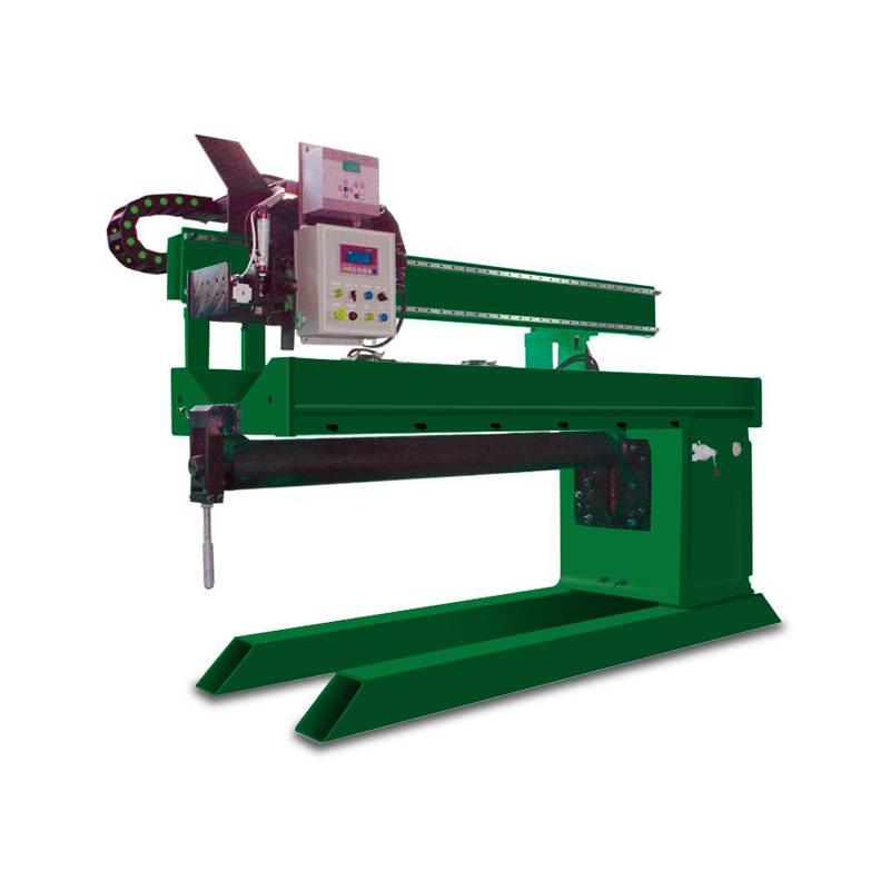Welding machine for longitudinal seam Featured Image