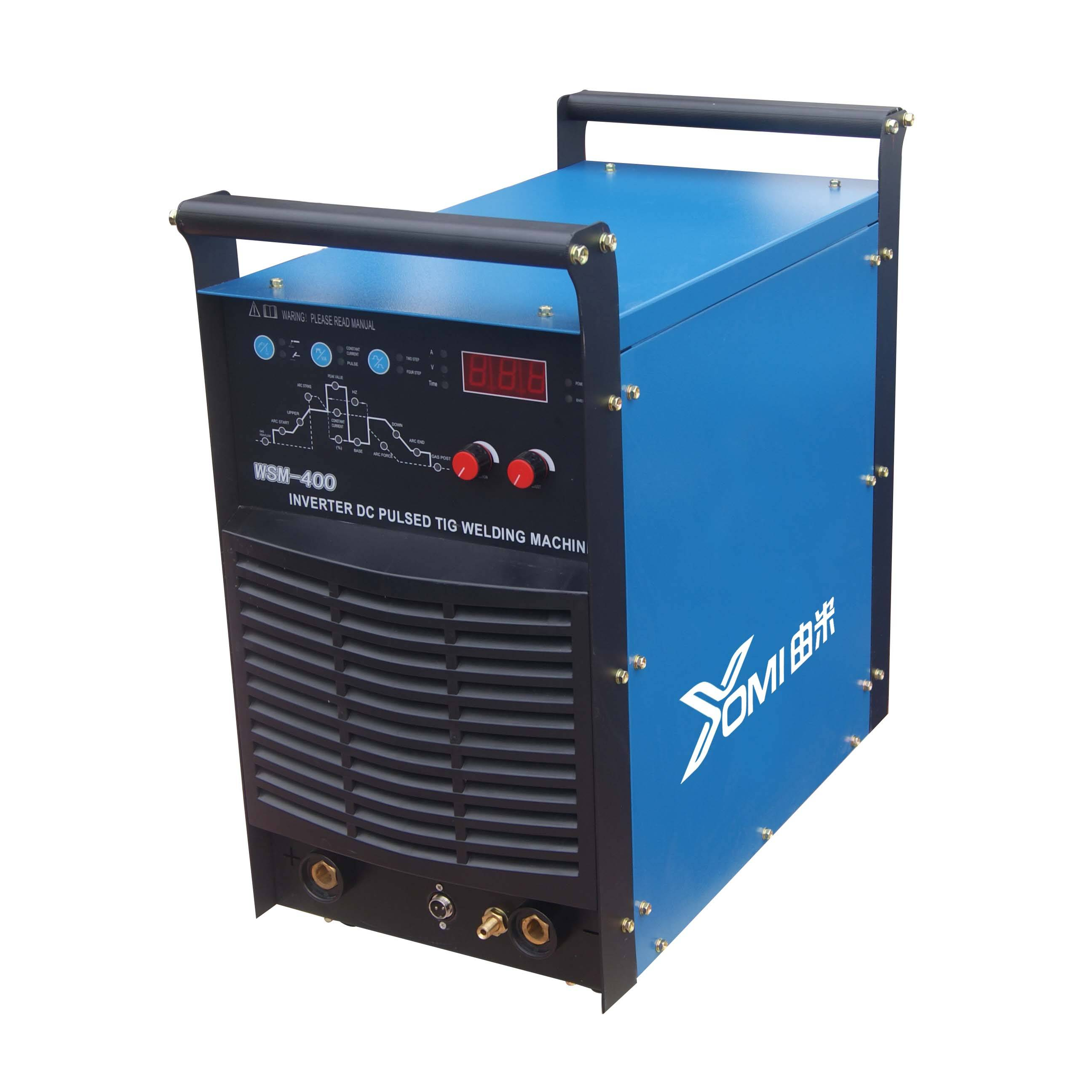 Quality Inspection for Capacitor Discharge Welding Machine -