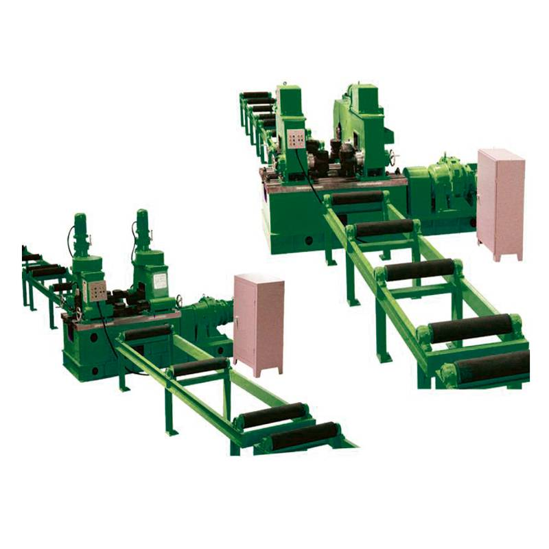 H Beam Straightening Machine Featured Image