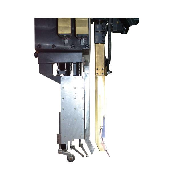 Europe style for Vertical Welding Machine -
