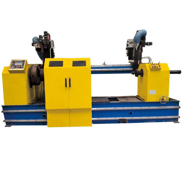 Original Factory Steel Pipe Gas Cutting Machine -