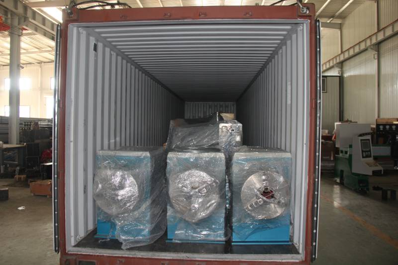 Equipments Delivered to Nigeria