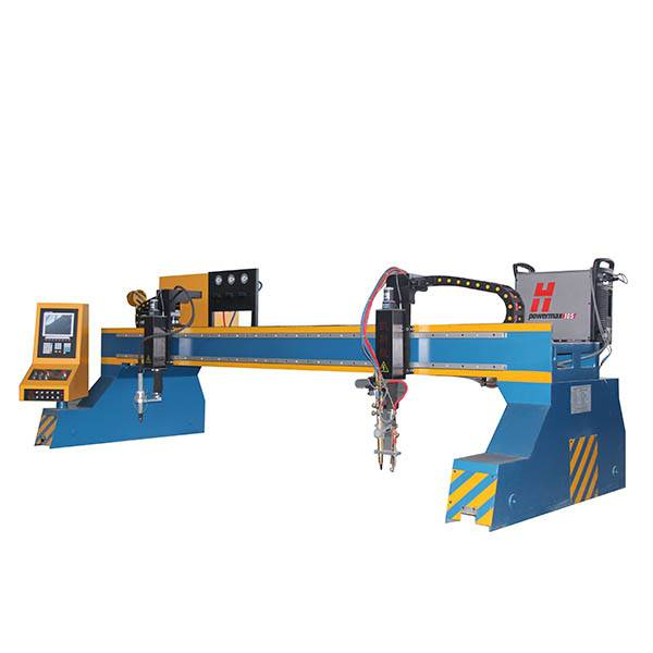High definition Gantry Structure Cnc Plasma Cutting Machine -