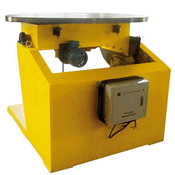 China Gold Supplier for Screw Jack Base Welding Machine -