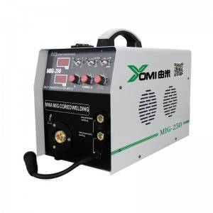 Inverter CO2 Gas Shielded Welding Machine MIG-250(5kg)