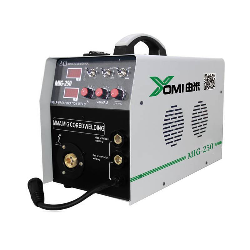 Inverter CO2 Gas Shielded Welding Machine MIG-250(5kg) Featured Image