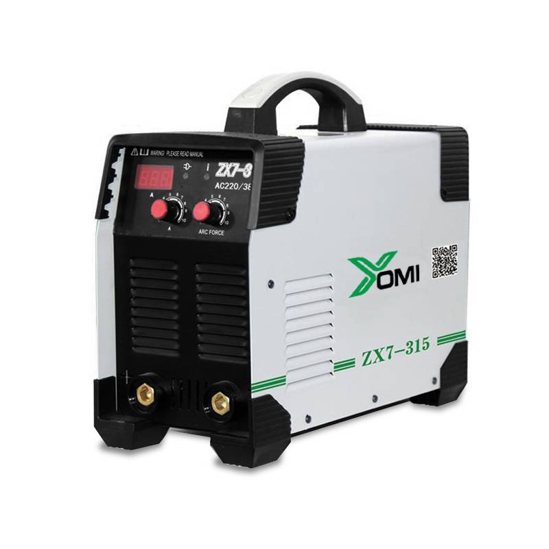 MMA-250/315(III) 400(D)/ 400 (Dual Voltage) Inverter DC MMA Welder Featured Image