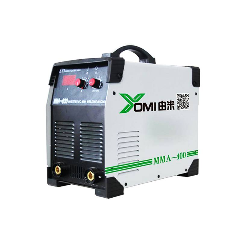MMA 400 (industrial) Inverter DC MMA Welder Featured Image