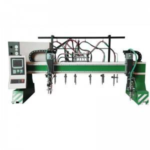 Multi-Torches Gantry CNC Cutting Machine