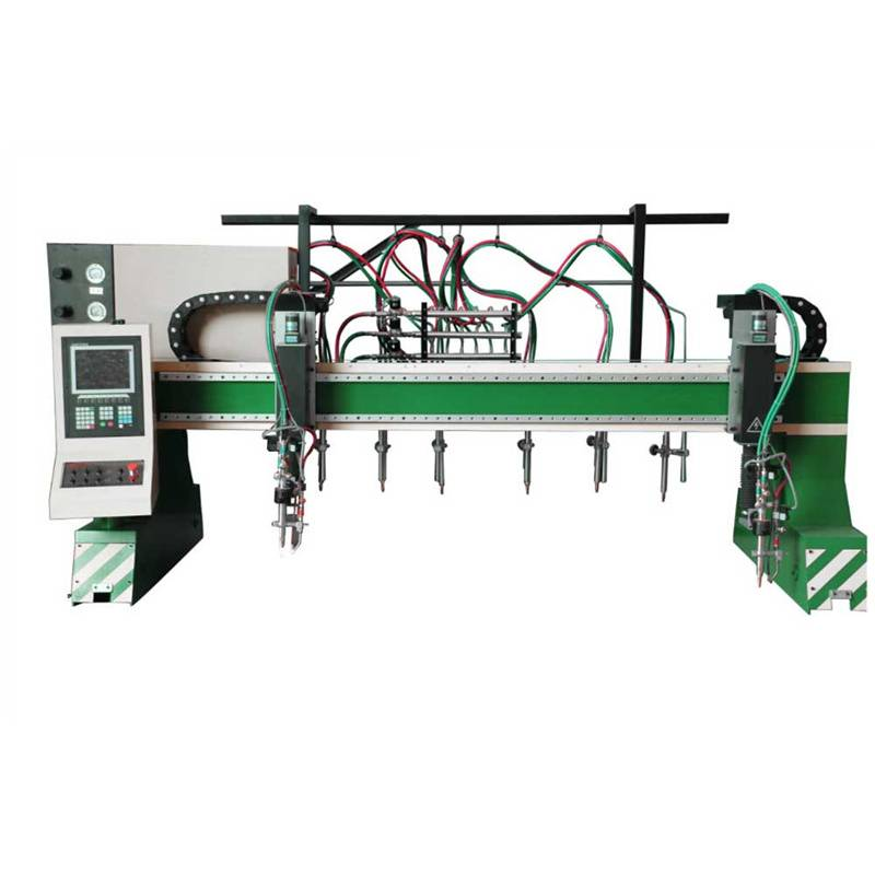 Multi-Torches Gantry CNC Cutting Machine Featured Image