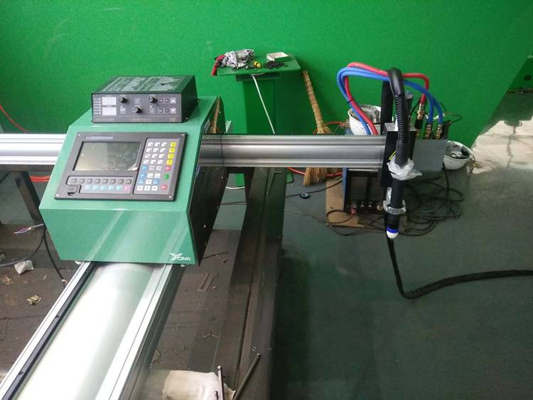 machine Portable Plasma Cutting amade ne ku gemî