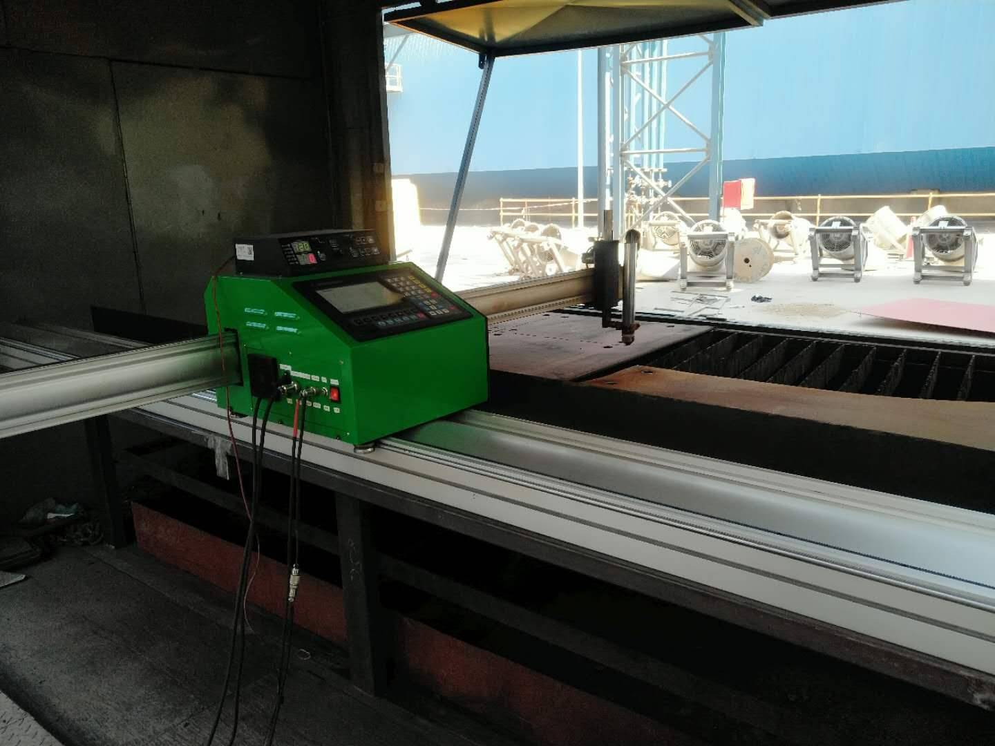 Customer Site of Portable Plasma Cutter